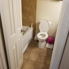 Cat 3 Water Apache Junction, Az, bathroom, before picture