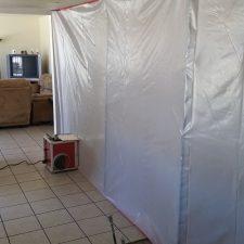 Arizona-Total-Home-Restoration-Asbestos-Abatement Sealing-Area