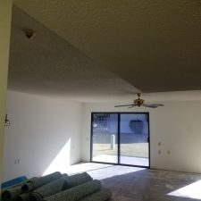 Popcorn-Ceiling-Abatement-Mesa-AZ-Living-Room-Before-Photo-Arizona-Total-Home-Restoration