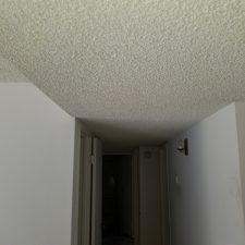 Popcorn-Ceiling-Removal-Mesa-AZ-Hallway-Before-Picture-Arizona-Total-Home-Restoration