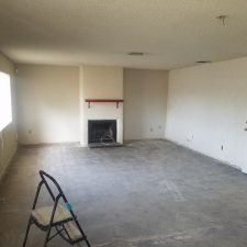 Popcorn-Ceiling-Scrape-Chandler-AZ-Family-Room-Before-Picture-Arizona-Total-Home-Restoration