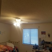 Popcorn-Ceiling-Scrape-Phoenix-AZ-Bedroom-Before-Picture-Arizona-Total-Home-Restoration