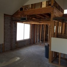 Total Home Flooded, Drywall Removal, Mesa AZ,
