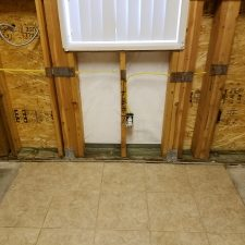 Demo-of-Kitchen-After-Black-Water-Sewage-Backup-Water-Damage-Restoration-Chandler-AZ