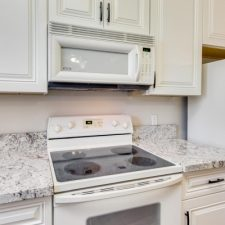 Mold-Remediation-Chandler-AZ-Kitchen-Remodel-New-White-Cabinets-Granite-Countertops