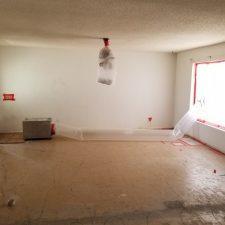 Asbestos Flooring Abatement Containment, Scottsdale AZ