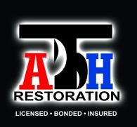 ATH Restoration Logo - Water, Mold, Asbestos - Mesa, AZ