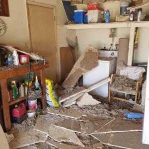 Arizona Total Home Restoration - Mesa, AZ - Asbestos Abatement - Ceiling Removal