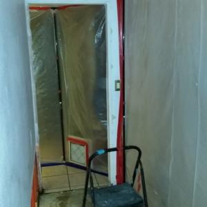Arizona Total Home Restoration - Asbestos Abatement - Hallway