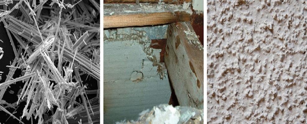 Asbestos Abatement - Popcorn Ceiling Removal - Fibers - Arizona Total Home Restoration - Mesa Phoenix AZ
