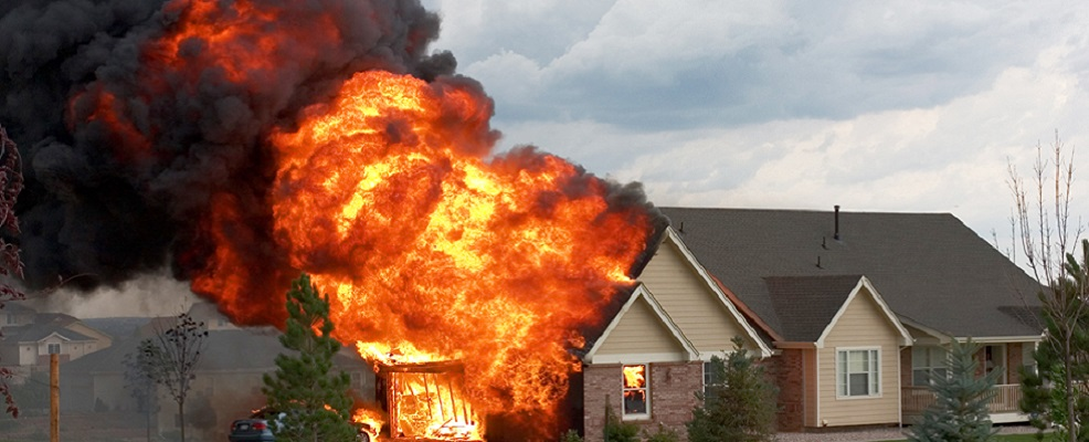 fire restoration - fire damage repair - arizona total home restoration - phoenix az