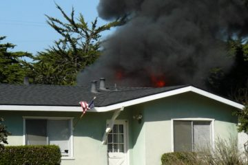 AZ Total Home Mesa AZ - Fire Damage