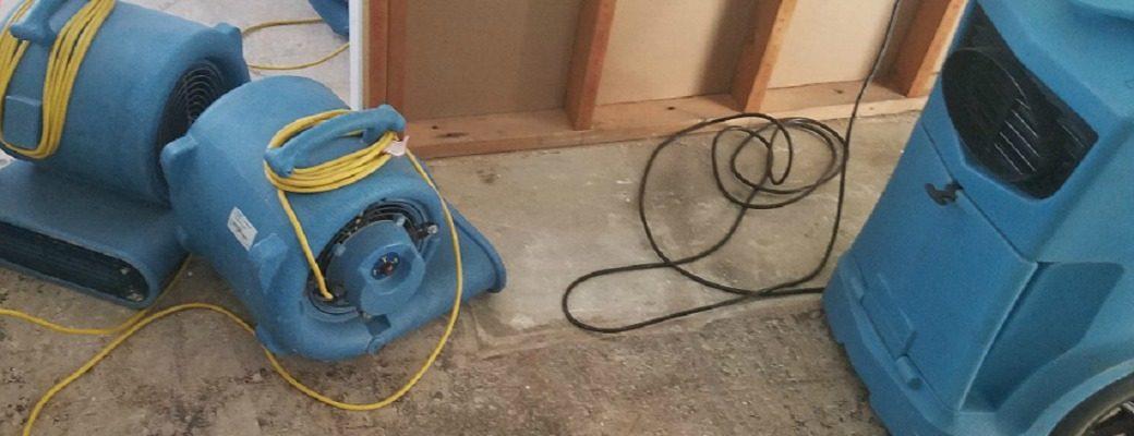 AZ Total Home Restoration Water Damage Repair Equipment
