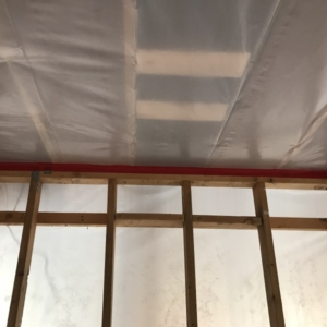 Asbestos, Ceiling Containment, Scottsdale, Az, Air Tight