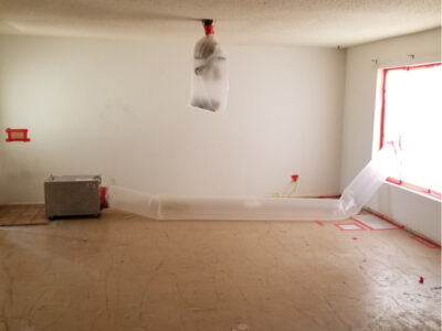 Black Mastic Asbestos Abatement - Scottsdale AZ - Arizona Total Home Restoration 800x600