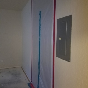 Containment-Barrier-for-Mold-Removal-in-Chandler-AZ