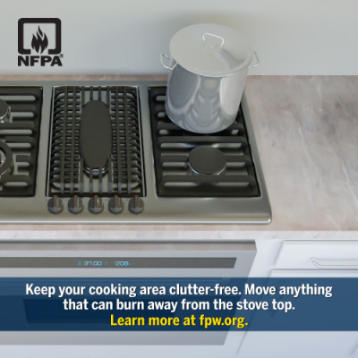 Kitchen Fire Safety - Prevent House Fires in Arizona - ATH