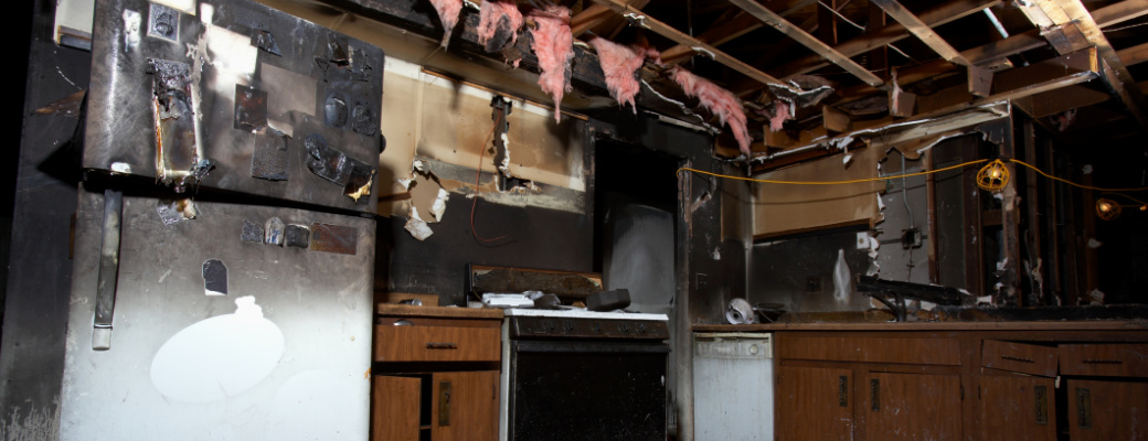 Kitchen Fire Prevention - Fire Damage Restoration Arizona - ATH