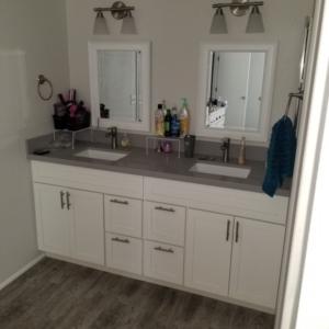 Master Bathroom Remodel, After Picture, Bathroom Remodel