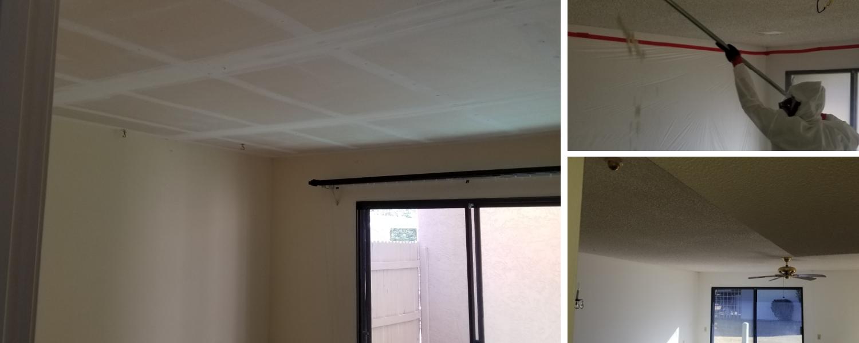 Mesa Popcorn Ceiling Removal - Asbestos Abatement - ATH 1500x600