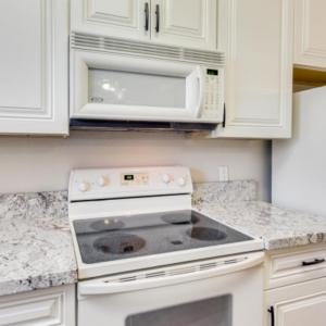 Mold-Remediation-Chandler-AZ-Kitchen-Remodel-New-White-Cabinets-Granite-Countertops
