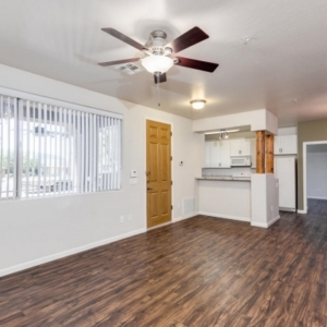 Mold-Remediation-Chandler-AZ-Remodel-Living-Room-Looking-into-Kitchen