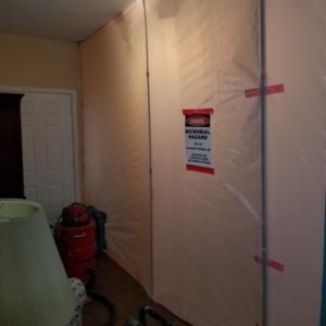 Mold Removal, Gilbert AZ, Residential House