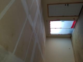 AFTER: Popcorn Ceiling Abatement in Living Room - Mesa, AZ