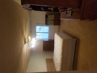 BEFORE: Popcorn Ceiling Removal in Bedroom - Mesa, AZ