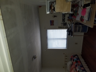 AFTER: Popcorn Ceiling Removal in Bedroom - Mesa, AZ