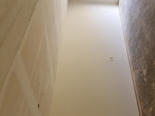 AFTER: Popcorn Ceiling Removal in Family Room - Mesa, AZ