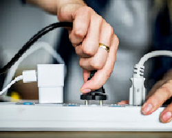 Prevent Electrical Fires - Proper use of power strip - Arizona Total Home Restoration