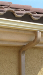 Gutter Cleaning to Prevent Water Damage in Phoenix - AZ Total Home Restoration