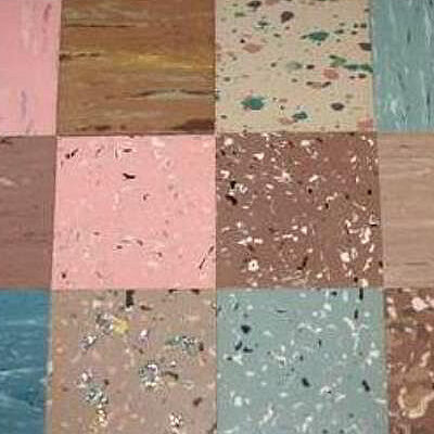 Asbestos VCT Tile Color Samples - Phoenix AZ - AZ Total Home 400